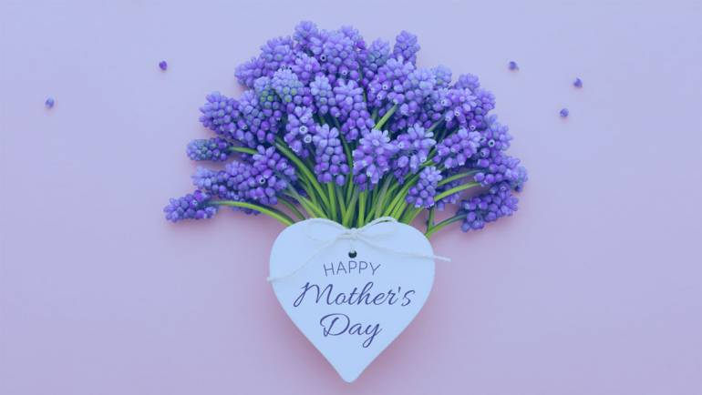 Mother's Day Flowers Are Welcome!